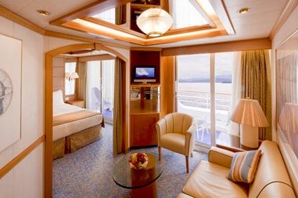 Sun Princess Mini Suite Stateroom Princess Cruises