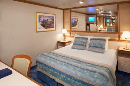 Caribbean Princess Interior Stateroom Princess Cruises
