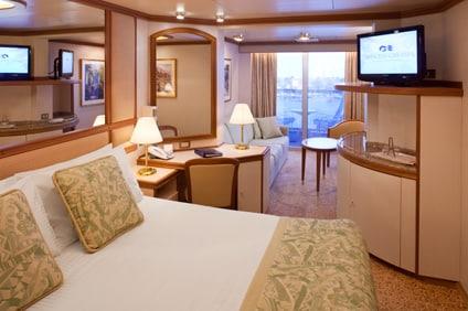 Sapphire Princess Mini Suite Stateroom Cruises