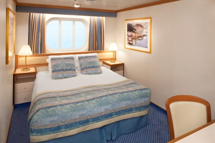 Caribbean Princess Oceanview Stateroom Princess Cruises