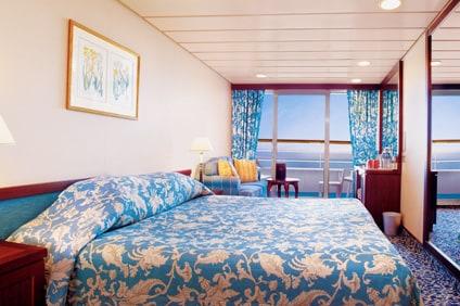 Pacific Princess Balcony Stateroom Princess Cruises