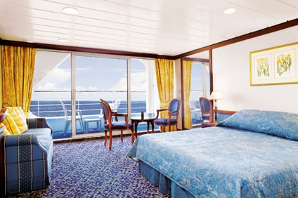 Pacific Princess Mini Suite Stateroom Princess Cruises