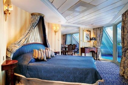 Pacific Princess Suite Stateroom Princess Cruises