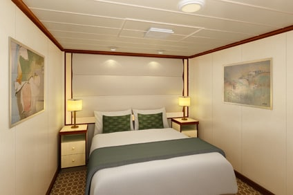 Regal Princess Interior Stateroom Princess Cruises
