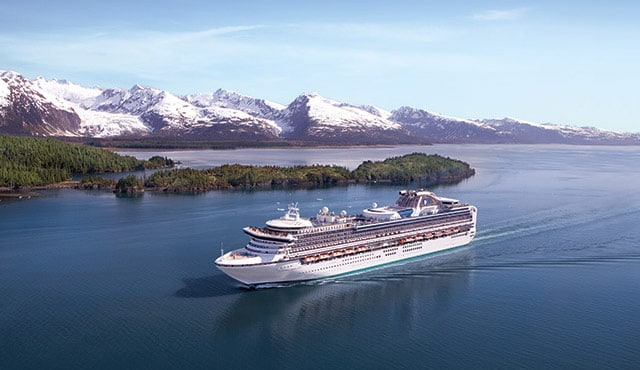 Princess Cruise Alaska 2020.Roundtrip Alaska Cruise From Seattle 2020 Princess Cruises