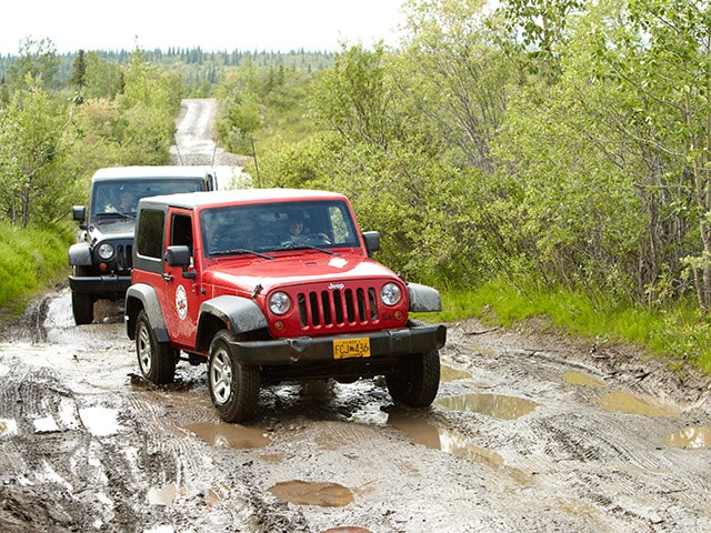 Off-Road Jeep Adventure