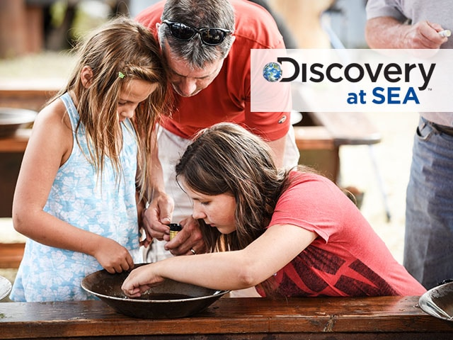 Discovery at Sea – Discovery Network Activities – Princess Cruises