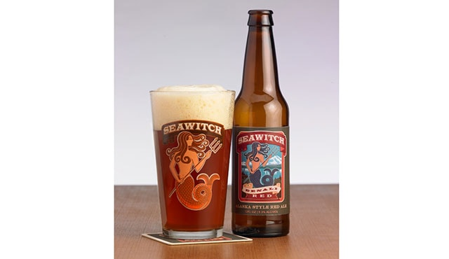 Seawitch Craft Beer – Denali Red