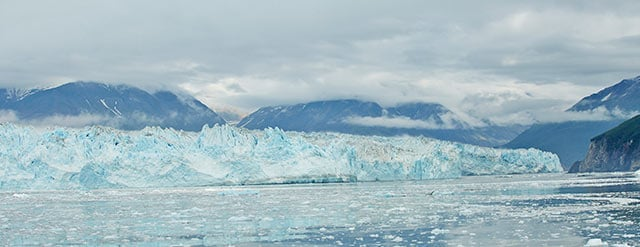 Glaciers Princess Cruises