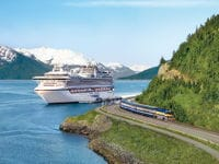 Alaska Rail Service – Princess Cruises