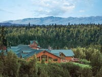 Mt. McKinley Wilderness Lodge – Princess Cruises