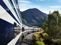 Scenic Rail Travel Alaska – Princess Cruises