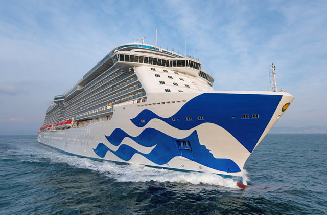 Starting in 2017 our newest ship, the Majestic Princess, will be sailing her maiden season on voyages in the Mediterranean and Southeast Asia