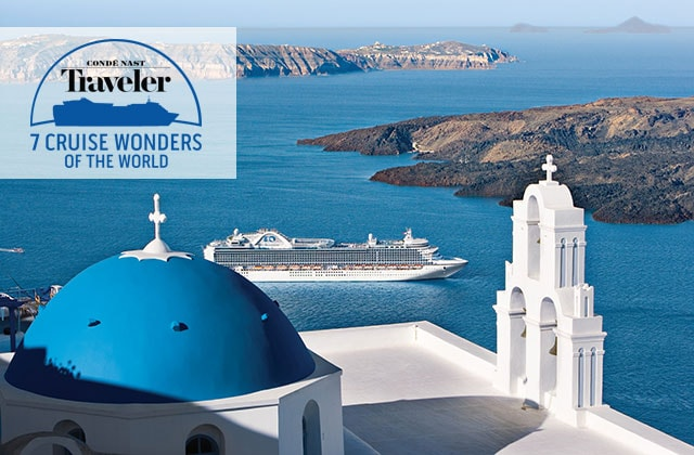 CRUISE WONDERS OF THE WORLD
