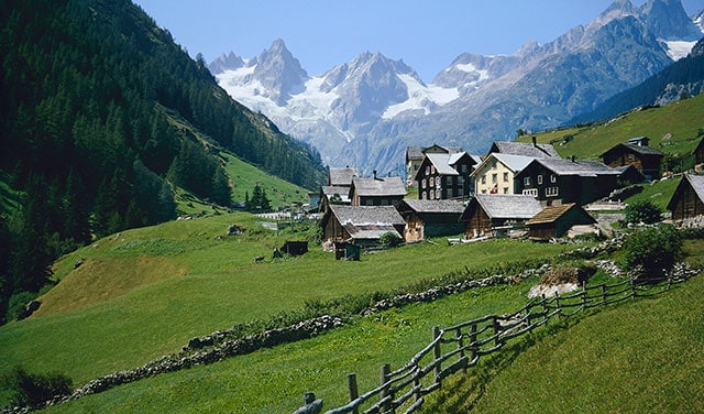 Swiss Splendors