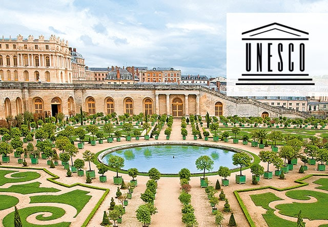 UNESCO World Heritage Site – Palace of Versailles, France