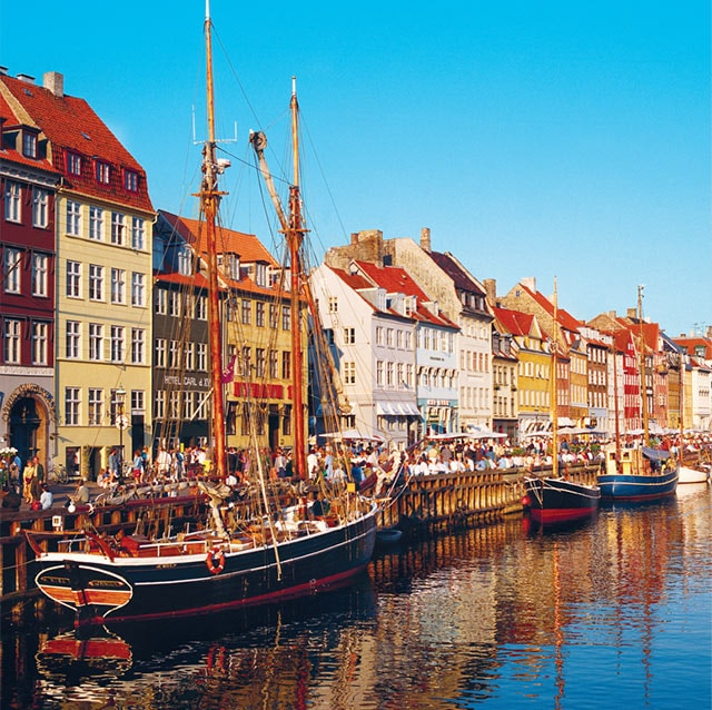 Scandinavia Land and Sea Vacation – Princess Cruises