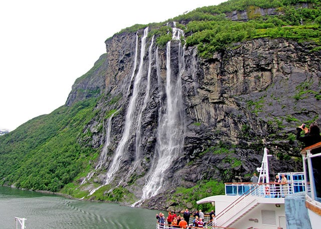 Natural Wonders in Norway – Princess Cruises