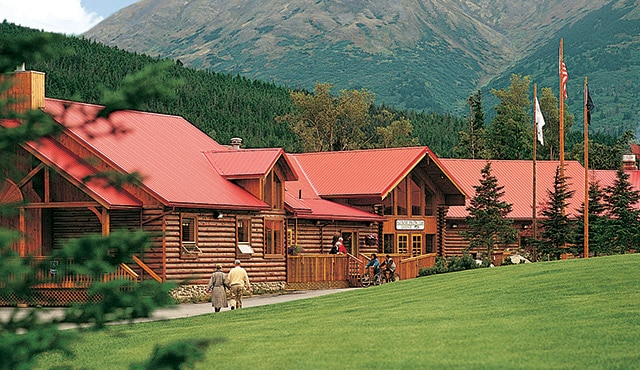 port image of Kenai Princess Wilderness Lodge