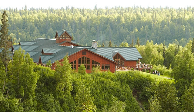 port image of Mt. McKinley Princess Wilderness Lodge (Talkeetna)