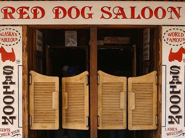 Juneau's Red Dog Saloon