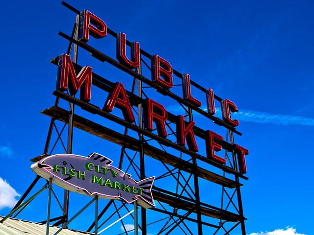 Pike Place Market - Seattle