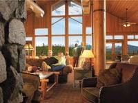 Great Room at Mt. McKinley Princess Wilderness Lodge