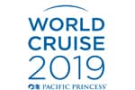 World Cruise 2019. Pacific Princess.
