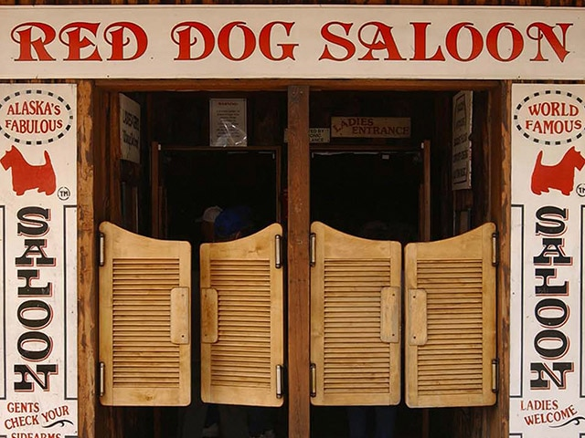 Red Dog Saloon - Juneau
