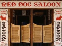 Red Dog Saloon – Princess Cruises