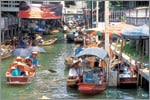 Floating Market Asia Cruise
