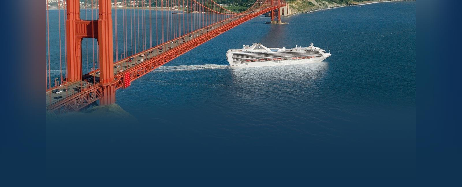 California Cruises West Coast Cruises Princess Cruises