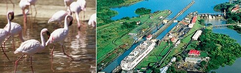 Panama Canal Cruise Highlights