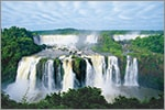 breathtaking Iguazú Falls on a South America cruise tours – Princess Cruises