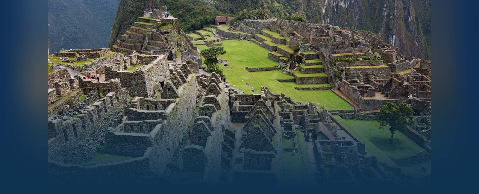 South America-Machu Picchu