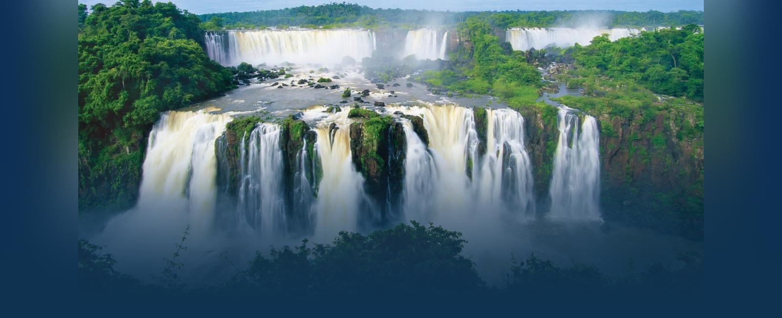 south america cruises amazon cruises cruises south america iguazuacute falls