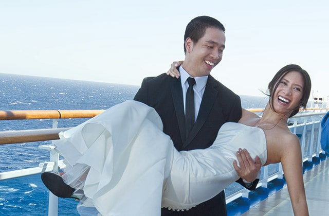 Weddings At Sea Princess Cruises