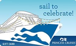 Cruise Gift Cards Princess Cruises Princess Cruises
