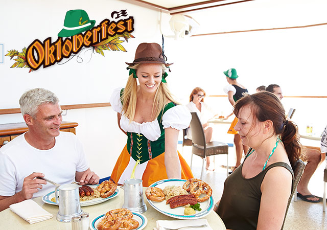 Oktoberfest – Festivals of the World – Princess Cruises