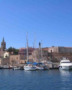 Main port photo for Sardinia (Alghero), Italy