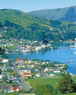Main port photo for Akaroa, New Zealand