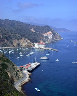 Main port photo for Catalina Island, California