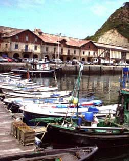 Main port photo for Bilbao, Spain