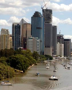 Main port photo for Brisbane, Australia