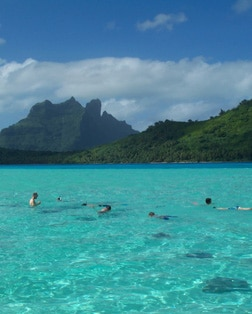 Main port photo for Bora Bora, French Polynesia
