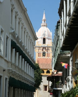 Main port photo for Cartagena, Colombia