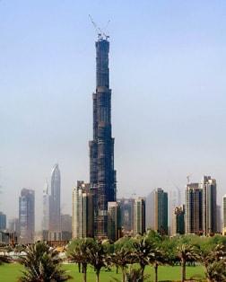 Main port photo for Dubai, United Arab Emirates