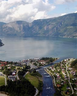 Main port photo for Eidfjord, Norway