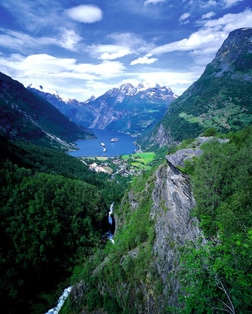 Main port photo for Geiranger, Norway