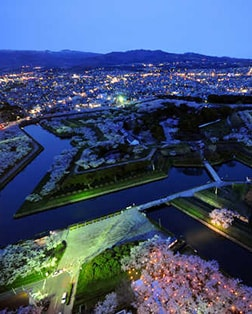 Main port photo for Hakodate, Japan